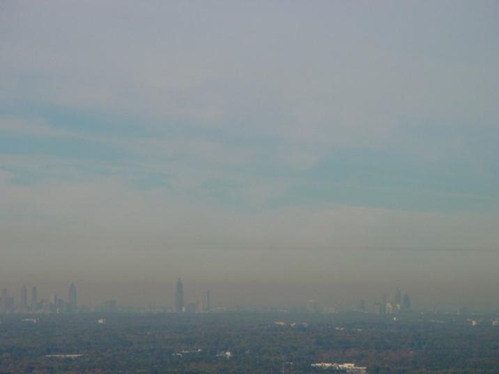Atlanta Smog